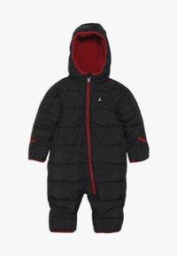 Jordan - JUMPMAN SNOWSUIT - Snowsuit - black - 0