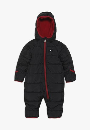 JUMPMAN SNOWSUIT - Talvihaalari - black