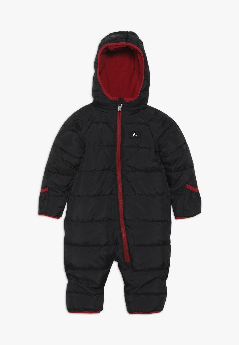 Jordan - JUMPMAN SNOWSUIT - Schneeanzug - black