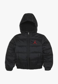 Jordan - HERITAGE PUFFER JACKET - Zimní bunda - black - 0
