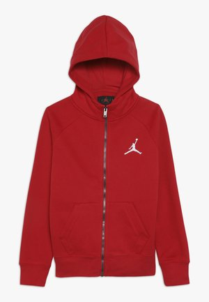 JUMPMAN FULL ZIP - veste en sweat zippée - gym red