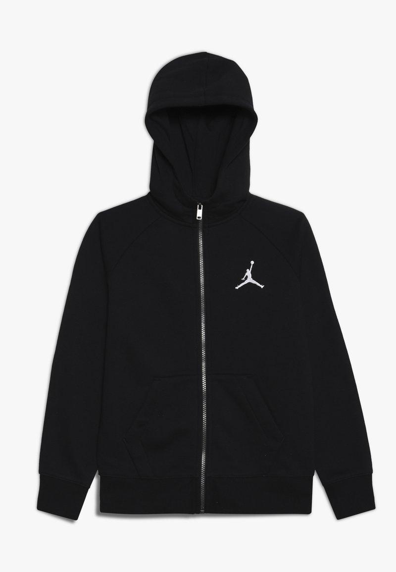 Jordan - JUMPMAN FULL ZIP - Zip-up hoodie - black
