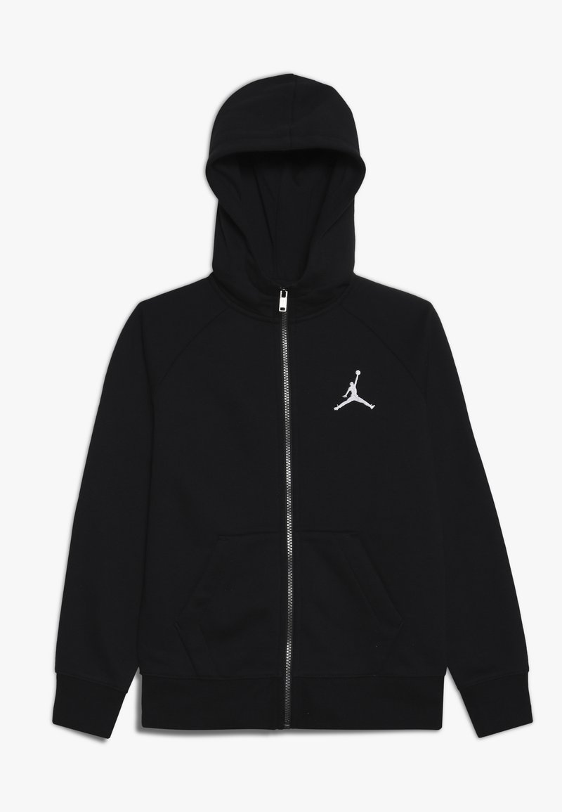 Jordan - JUMPMAN FULL ZIP - Kapuzenpullover - black