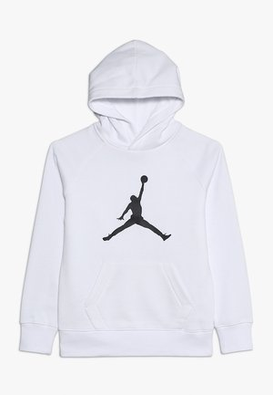 JUMPMAN LOGO - Sweat à capuche - white