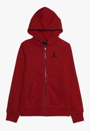 WINGS FULL ZIP - Zip-up hoodie - gym red