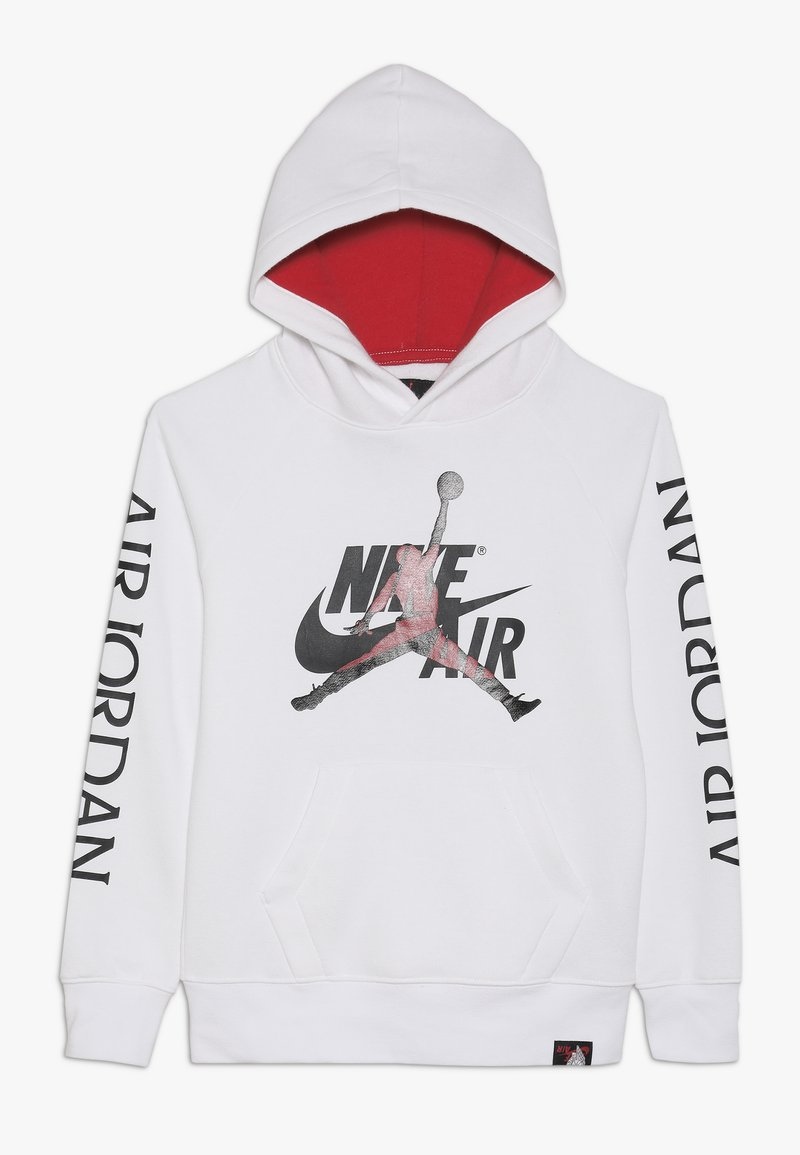 Jordan - JUMPMAN CLASSICS - Bluza z kapturem - white