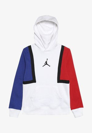 RIVALS HOODY - Sweat à capuche - white