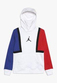 Jordan - RIVALS HOODY - Sweat à capuche - white - 0