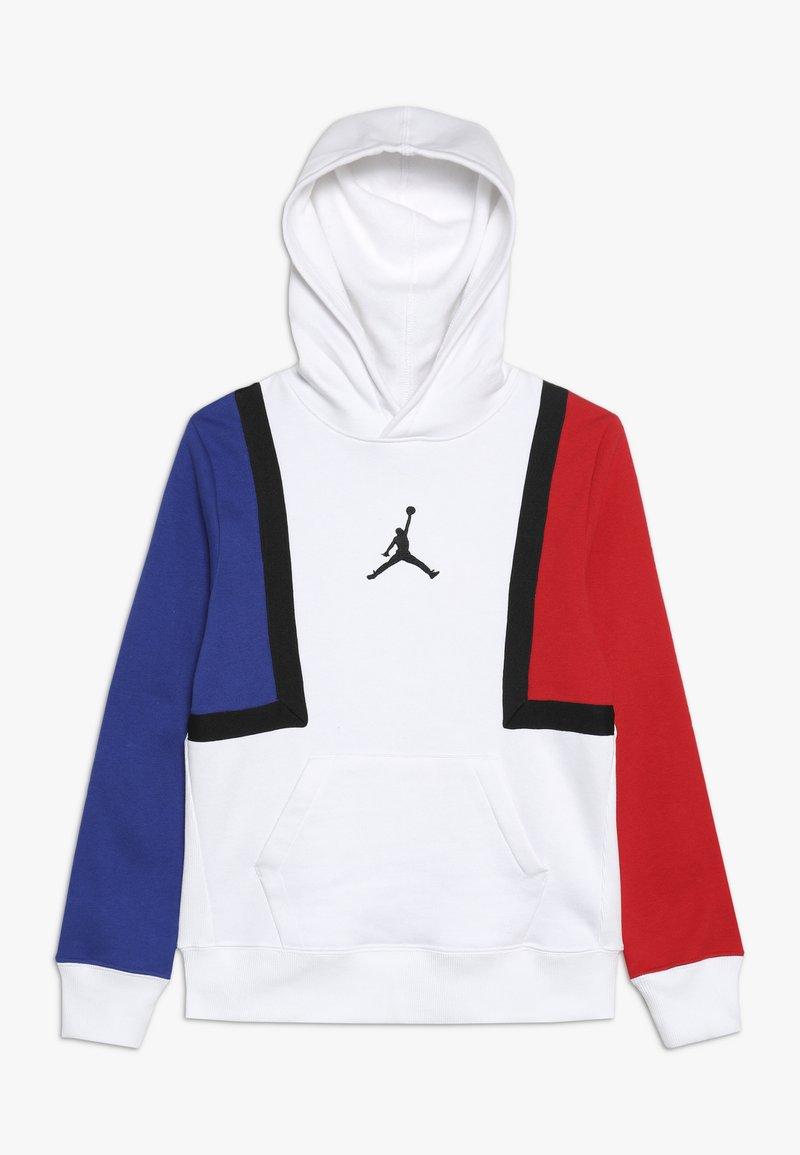 Jordan - RIVALS HOODY - Sweat à capuche - white