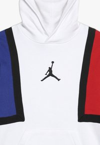 Jordan - RIVALS HOODY - Sweat à capuche - white - 3