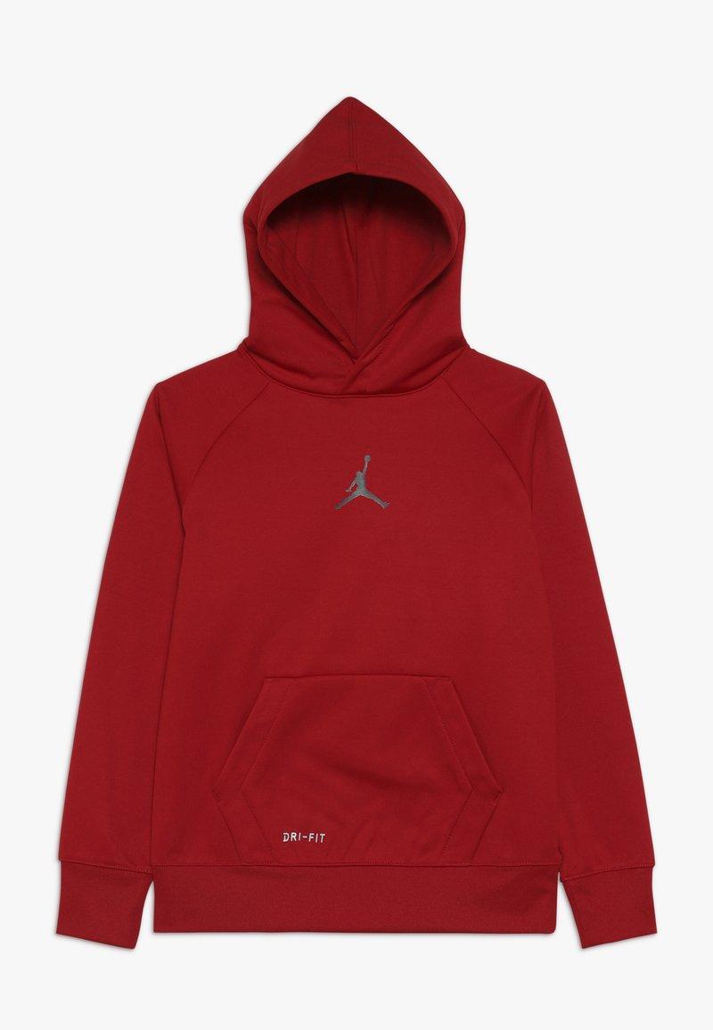 Jordan - SPORT - Hoodie - gym red