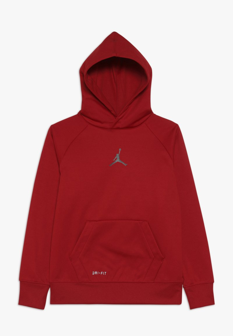 Jordan - SPORT - Jersey con capucha - gym red