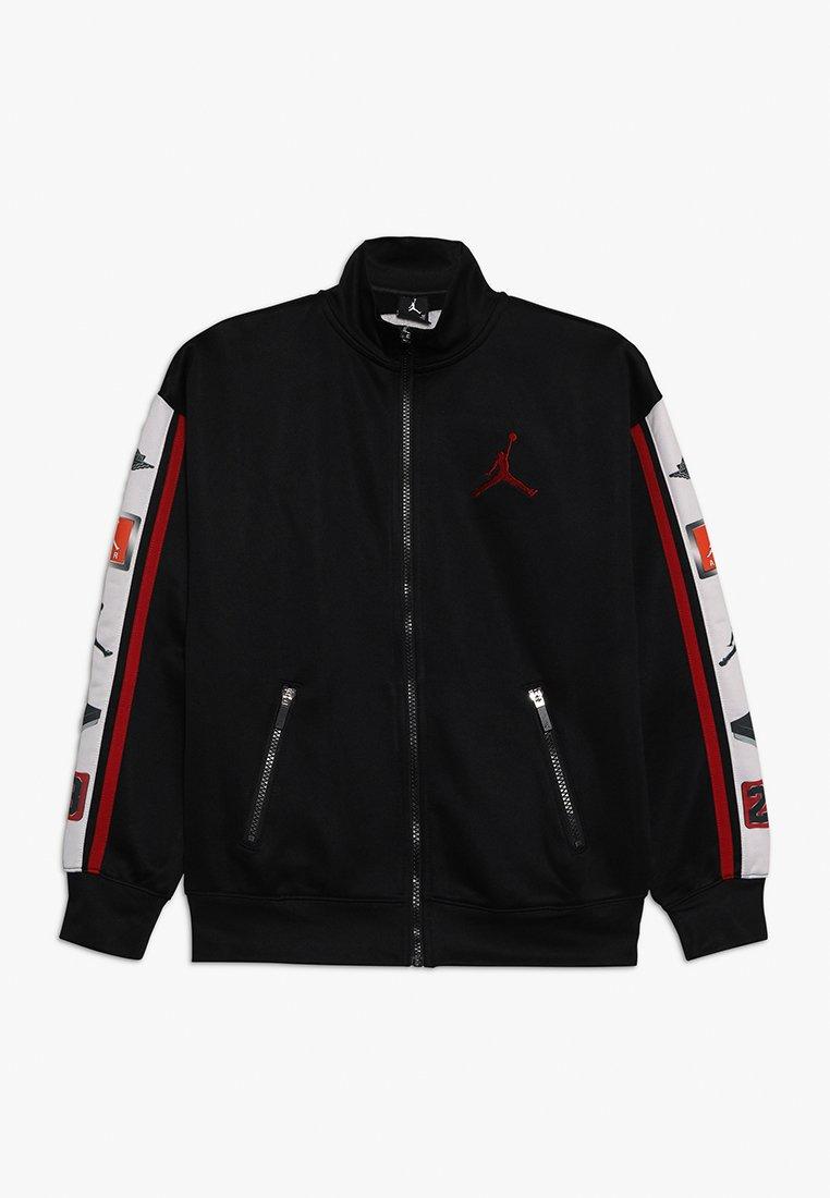 Jordan - CELEBRITY TRACK JACKET - Training jacket - black