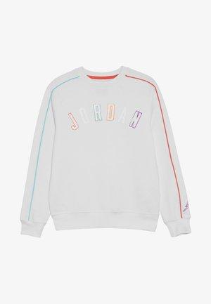 AIR FUTURE CREW - Sweatshirts - white