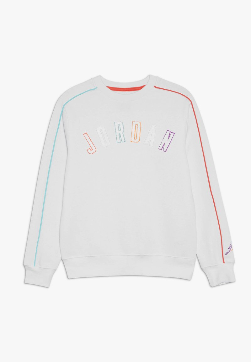 Jordan - AIR FUTURE CREW - Sweatshirt - white