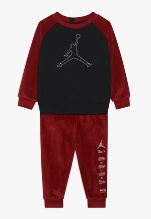 JUMPMAN OUTLINE CREW - Treningsdress - gym red