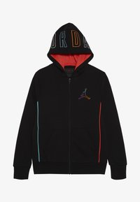 Jordan - AIR FUTURE HOODY - Zip-up hoodie - black - 2