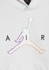 Jordan - AIR FUTURE HOODY - Jersey con capucha - white - 4