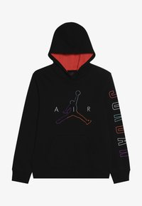 Jordan - AIR FUTURE HOODY - Hoodie - black