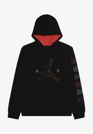 AIR FUTURE HOODY - Huppari - black