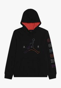 Jordan - AIR FUTURE HOODY - Hoodie - black - 0