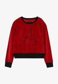 Jordan - AIR LEGACY CREW - Sweatshirt - gym red - 2