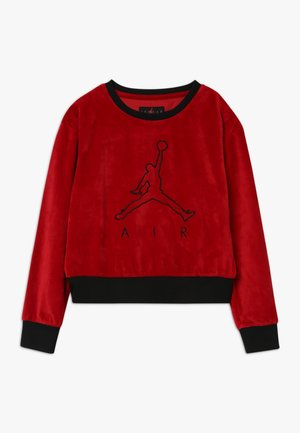 AIR LEGACY CREW - Mikina - gym red