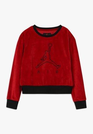 AIR LEGACY CREW - Sweatshirt - gym red