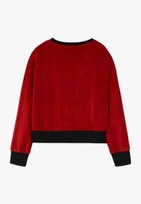 Jordan - AIR LEGACY CREW - Sweatshirt - gym red - 1