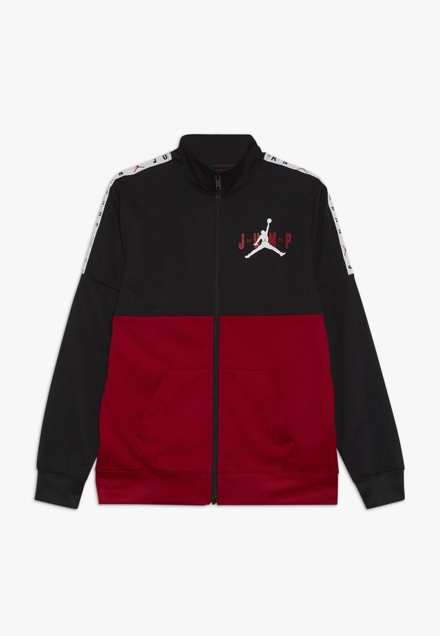 JUMPMAN SIDELINE TRICOT JACKET - Training jacket - black