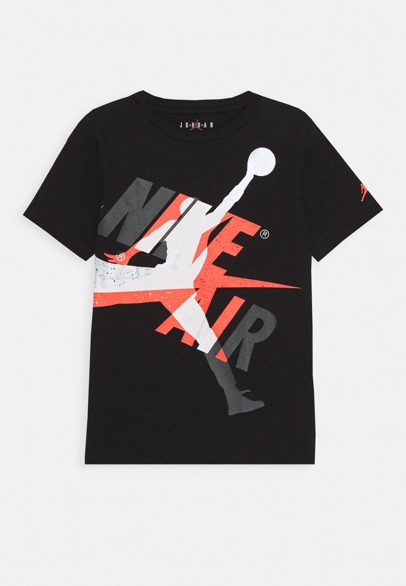 Jordan - JUMPMAN  CLASSIC GRAPHIC - T-shirt imprimé - black