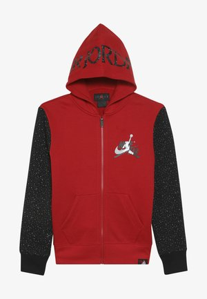 JUMPMAN CLASSIC FULL ZIP - Zip-up hoodie - gym red
