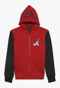 Jordan - JUMPMAN CLASSIC FULL ZIP - veste en sweat zippée - gym red - 0