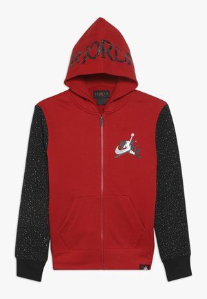 JUMPMAN CLASSIC FULL ZIP - veste en sweat zippée - gym red