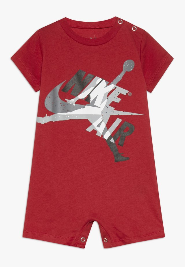 JUMPMAN CLASSIC ROMPER - Survêtement - gym red