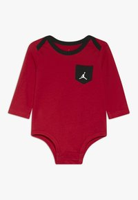 Jordan - JUMPMAN CLASSIC BODYSUIT 3 PACK - Survêtement - black/white/red - 2