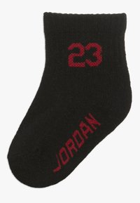 Jordan - LEGEND QUARTER SOCKS 6 PACK - Calcetines de deporte - gym red