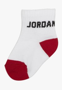 Jordan - LEGEND QUARTER SOCKS 6 PACK - Calcetines de deporte - gym red - 4