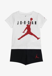 Jordan - JUMPMAN AIR SHORT SET - Tuta - black - 3