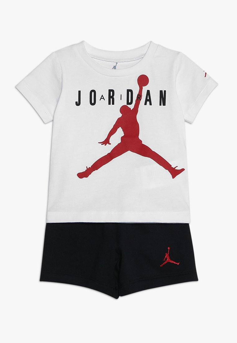 Jordan - JUMPMAN AIR SHORT SET - Tuta - black