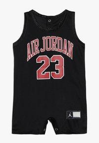 Jordan - ROMPER - Chándal - black - 0