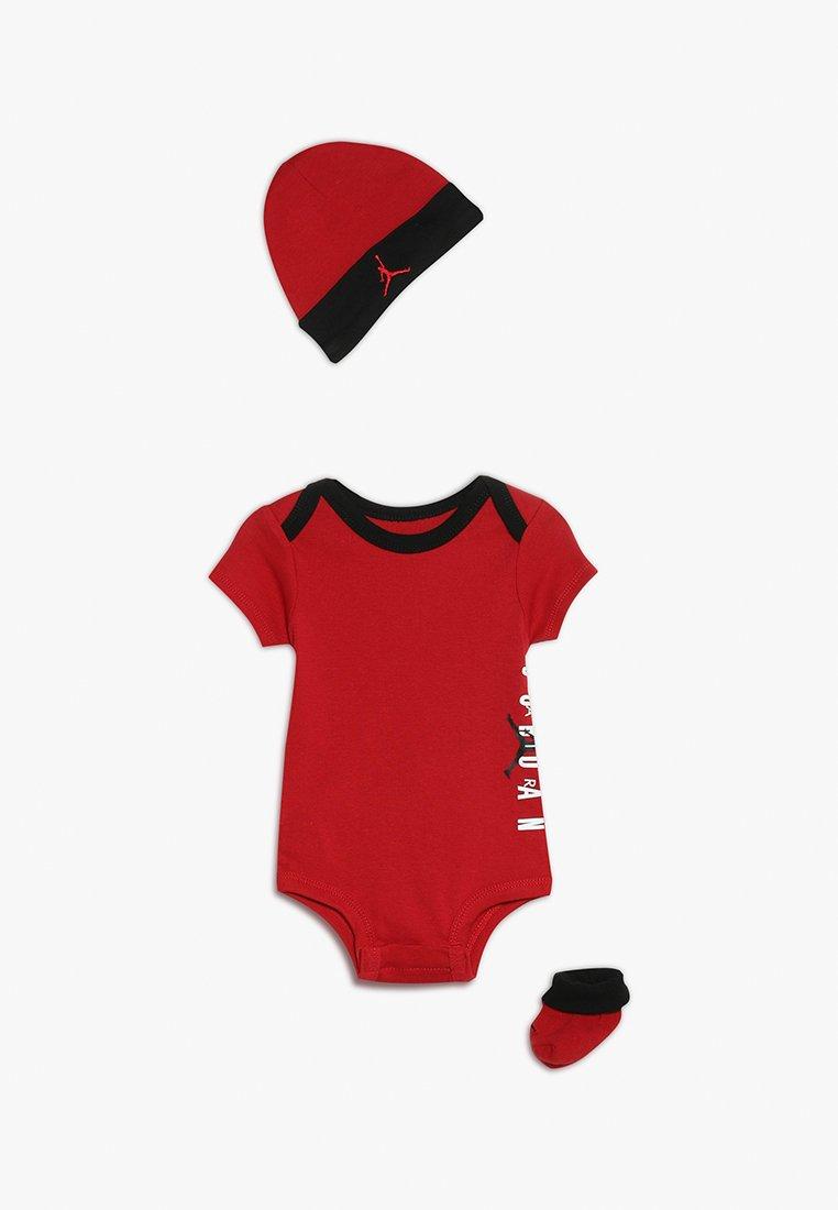 Jordan - JORDAN AIR SET - Beanie - gym red