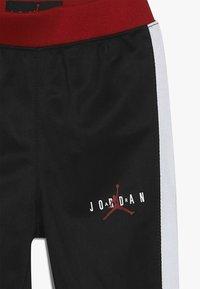 Jordan - JUMPMAN TRICOT PANT SET - Träningsset - black - 3