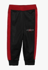 Jordan - JUMPMAN TRICOT PANT SET - Trainingspak - black/gym red - 2