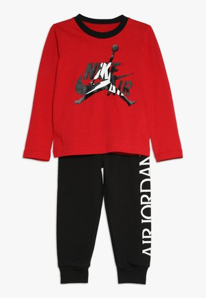 JUMPMAN CLASSIC JOGGER SET - Survêtement - black/gym red