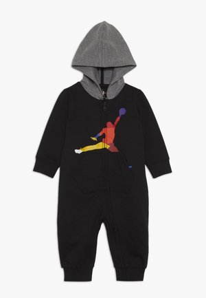 RIVALS OVERSIZED COVERALL - Survêtement - black