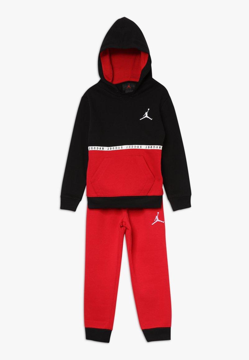 Jordan - TAPE SET - Verryttelypuku - gym red