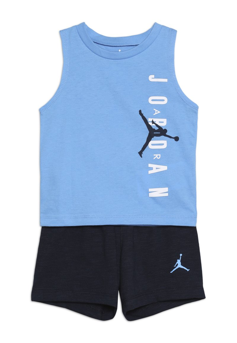 Jordan - MUSCLE SHORT SET - Survêtement - obsidian