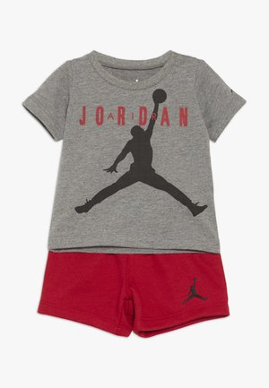 JUMPMAN AIR SHORT SET - Korte broeken - gym red