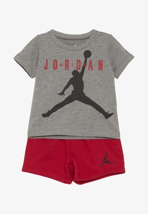 JUMPMAN AIR SHORT SET - Korte sportsbukser - gym red